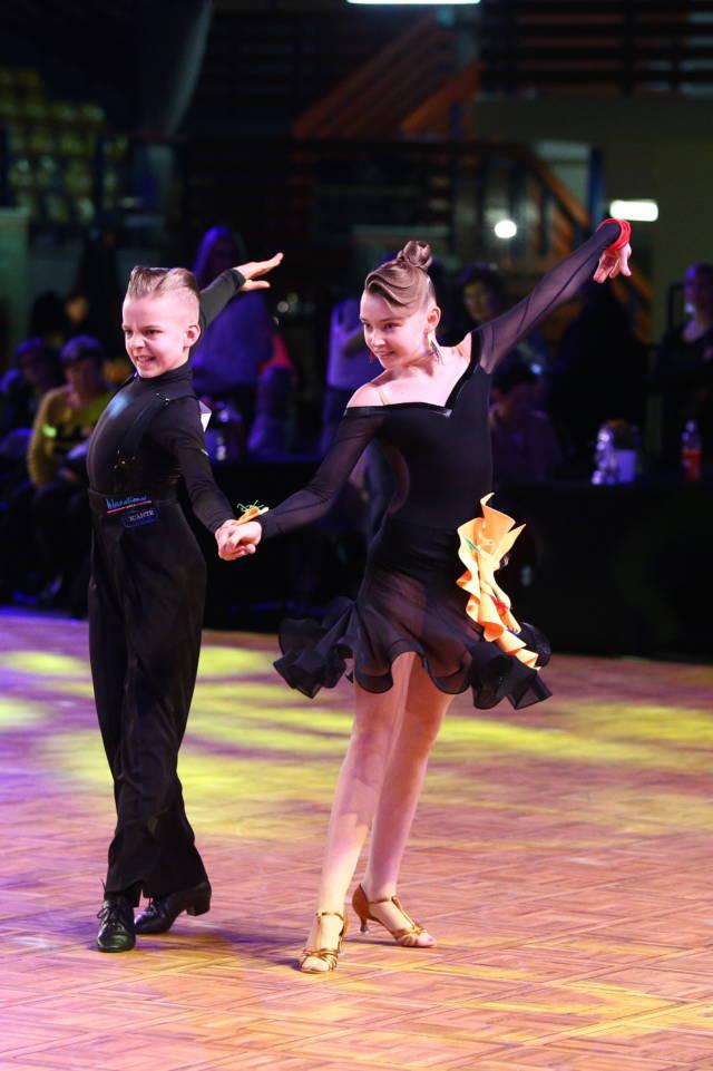 Pruszków Taniec sportowy