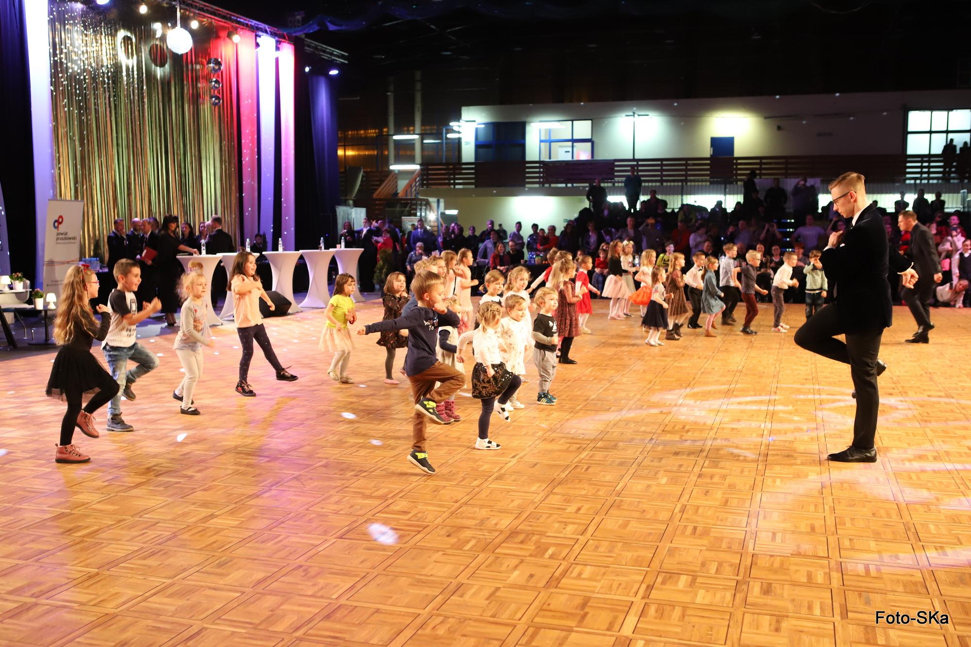 zajęcia taneczne dla dzieci Pruszków