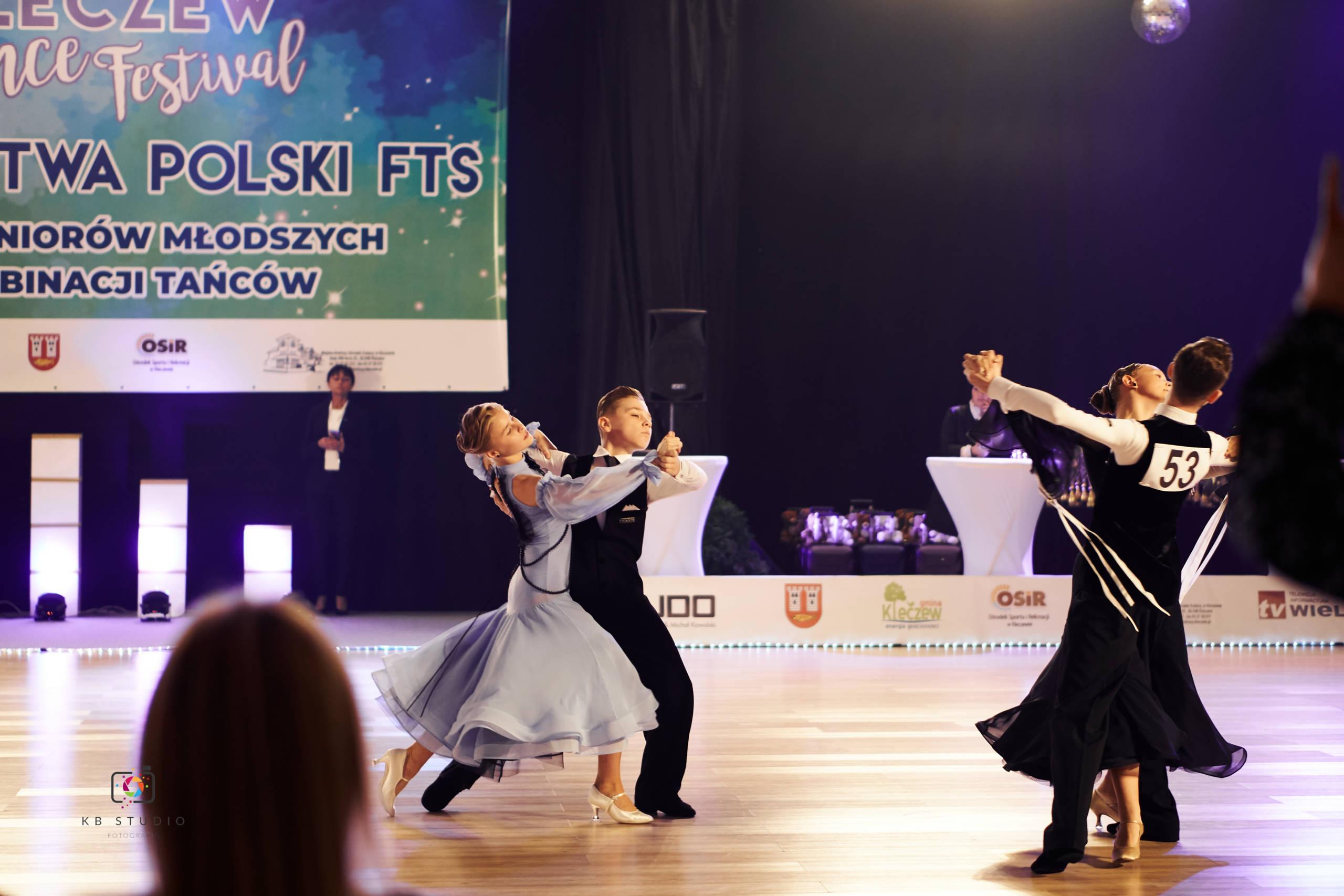 kurs tańca Pruszków