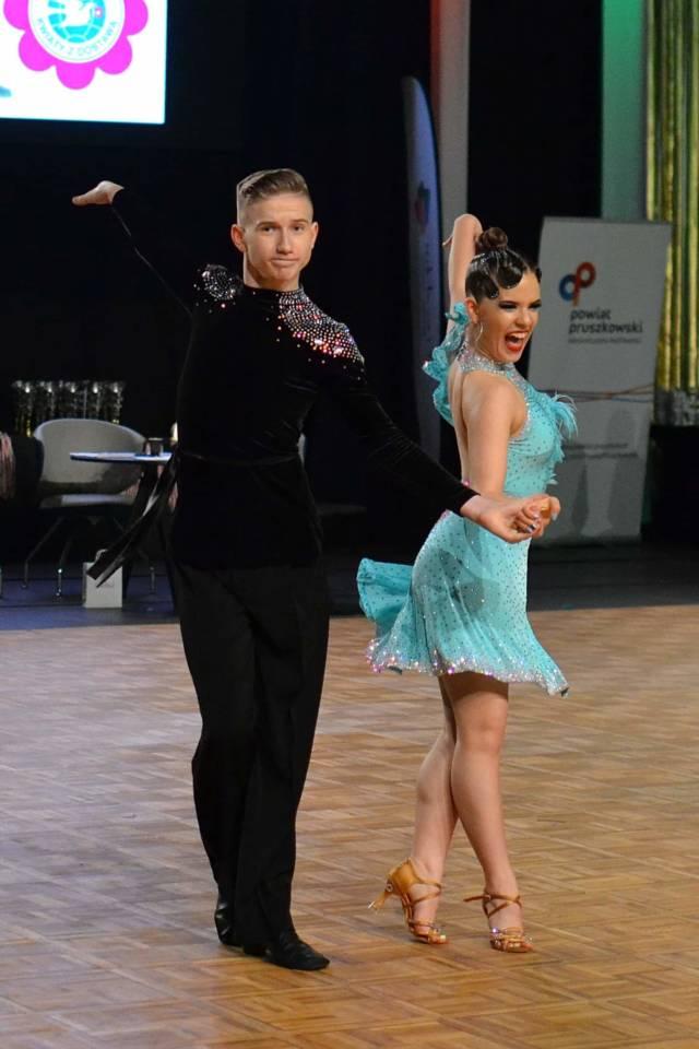 taniec towarzyski Pruszków