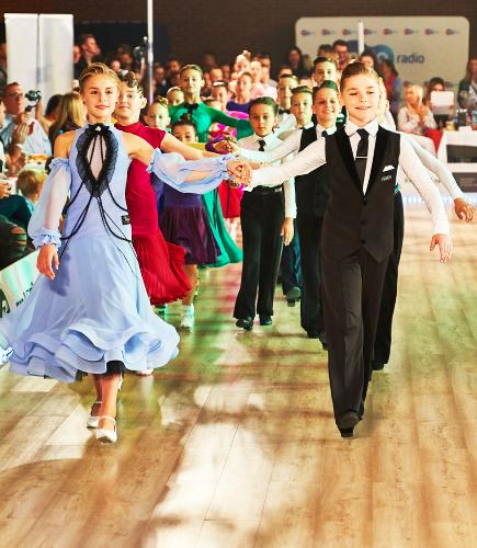 Szkoła tańca dla młodzieży i dzieci - Pruszków